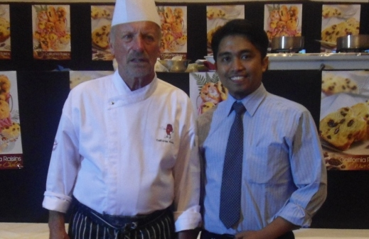 """Tim Bersama Chef Fred Pfister"""
