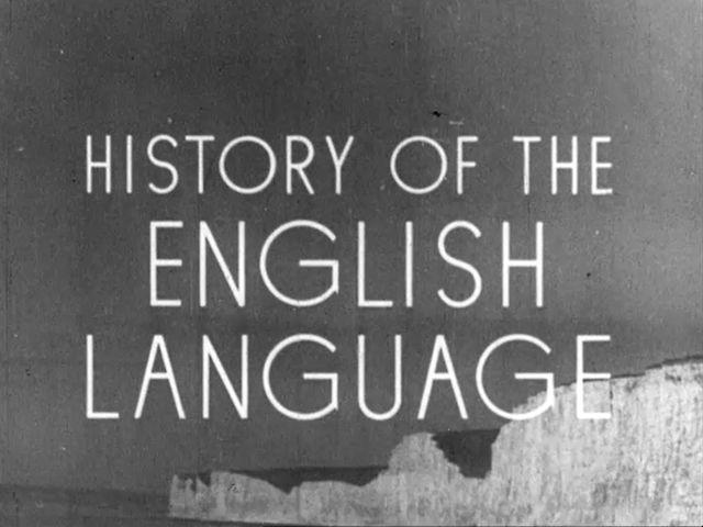 """""""sejarah bahasa inggris"""""""