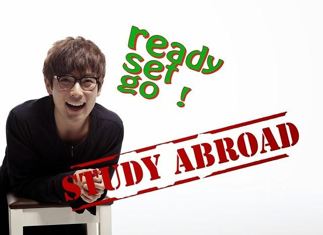 """""""kuliah  di luar negeri"""""""