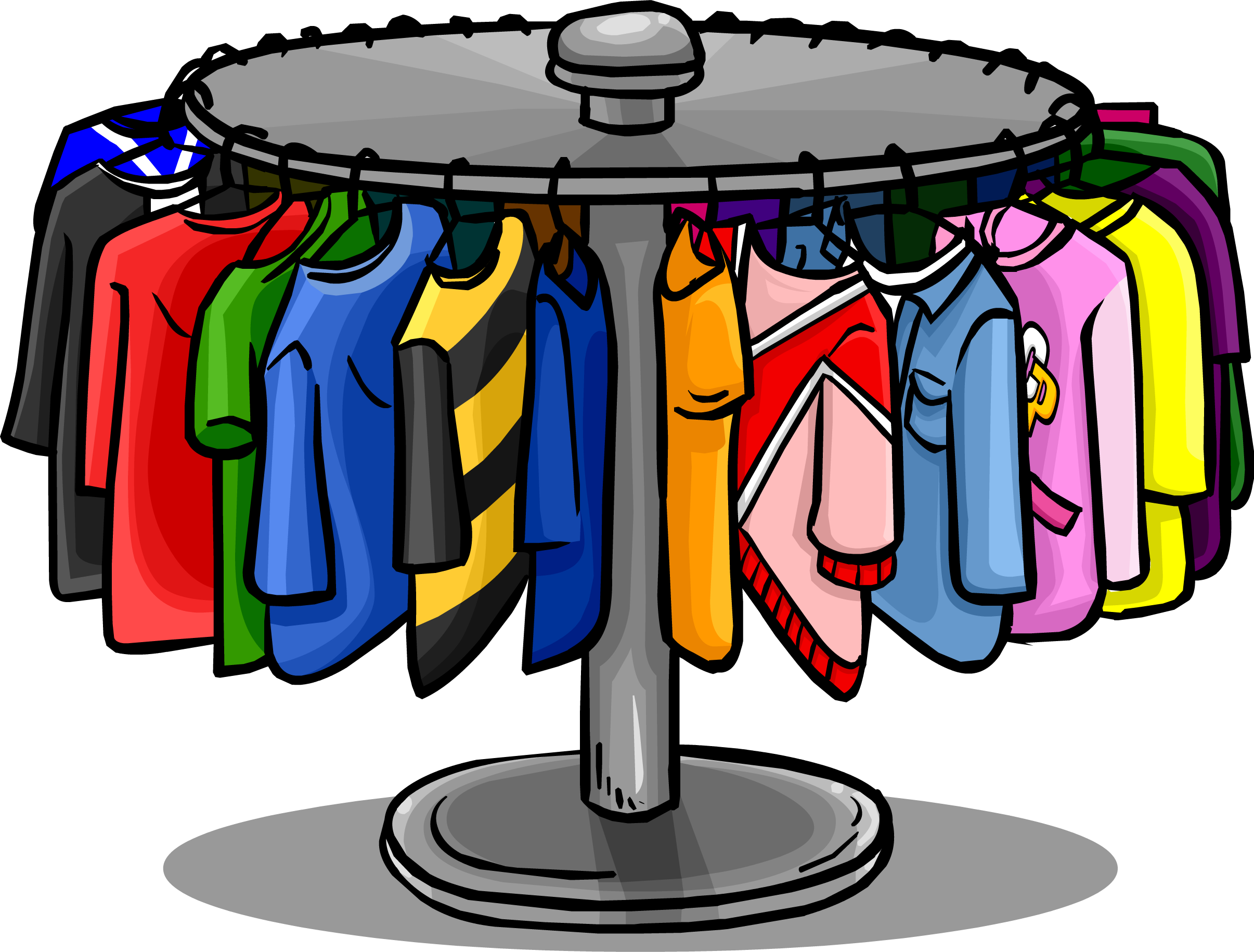 Clothes_Rack_furniture_icon_ID_633