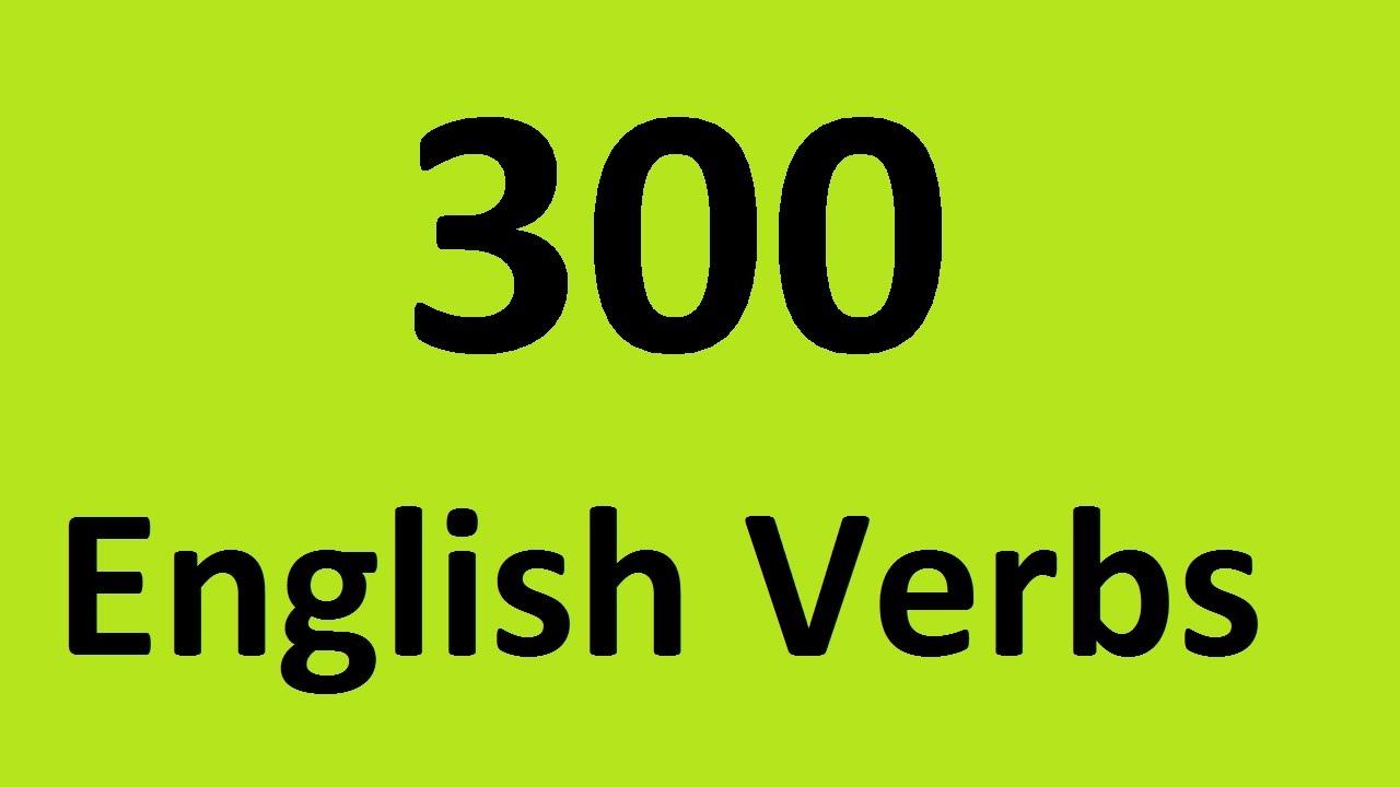 """""""verb terjemah inggris"""""""