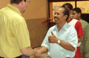 """Tim Bersama Mr.Hudax Hendri (USA)"""